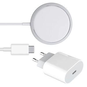 Schnellladegerät Für Apple iPhone 12 / 12 Pro/Max/Mini MagSafe 15W magnetisches Pad