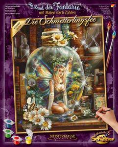 Schipper 609130843 Die Schmetterlingsfee Malen nach Zahlen