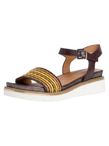 Tamaris Damen Sandale braun 1-1-28202-24 normal Größe: 41 EU