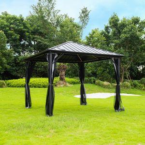 LED Solar Pavillon AZUR