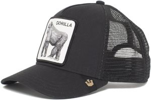 Goorin Bros. King Of The Jungle Trucker Cap black
