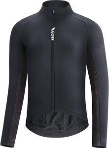 GORE Wear Thermo Fahrrad-Trikot Funktionsjacke Schwarz - Herren, Größe:M