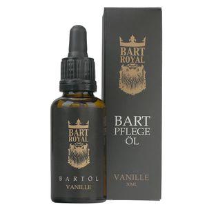 Bart Royal - Bartöl - Bartpflegeöl - Duft Vanille - Bartoel - Bartpflegeoel