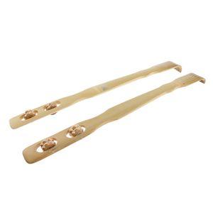 Hand geformt Rückenkratzer Kratzhand Kratzhilfe Rücken Kratzer Kratzstock aus Holz