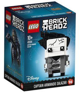 LEGO® - Brickheadz, Captain Armando Salazar; 41594