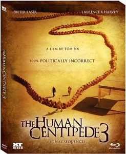 Human Centipede 3 [Final Sequence]   -- Blu-Ray --