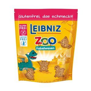 Leibniz Zoo Fabelwesen Kekse Glutenfrei und Laktosefrei 100g