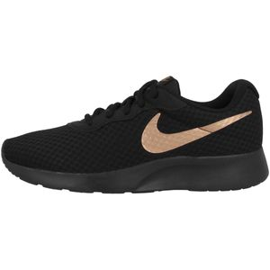 NIKE Tanjun Sneaker Schwarz Schuhe, Größe:40