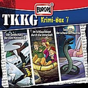 Tkkg-TKKG Krimi-Box 07