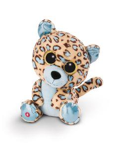 Nici 45566 Glubschis Leopard Lassi ca 25cm Plüsch Kuscheltier