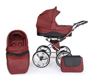 Kinderwagenset Elegance 2 in 1 – Kinderwagen, Sportwagen und Zubehör