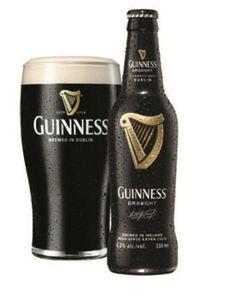 Guinness Biergläser 1 Pint 500 ml - 6 Stück