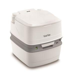 Thetford Porta Potti 365 Qube weiß Toilette WC Camping Klo Chemietoilette mobil