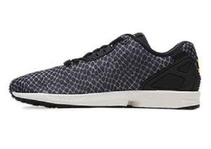 adidas Sneaker ZX FLUX schwarz B23724, Größenauswahl:44