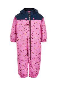 Color Kids - Overall-Schneekleidung für Babys - Dots - Rosa Violett, 80