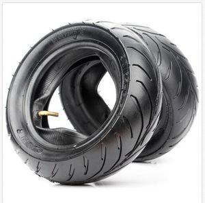 2 er Set Pocketbike Reifen Felge Schlauch Dirt Bike 110/50 - 6,5 Zoll Schlauch Type-A110/50-6.5