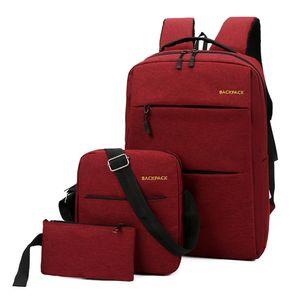 Outdoor Camping Rucksack Verschleissfeste Oxford Umhaengetasche mit Sling Bag Handtasche fuer Outdoor-Aktivitaeten