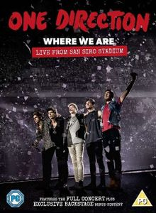 One Direction-Where We Are: Live From San Siro Sta