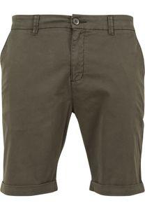 Urban Classics Shorts Stretch Turnup Chino Shorts Black-36