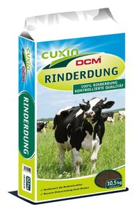 CUXIN DCM Rinderdung 10,5 kg
