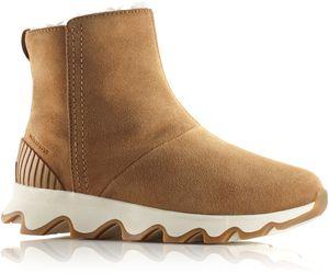 Sorel Kinetic Short Stiefel Damen camel brown/natural Schuhgröße US 8 | EU 39