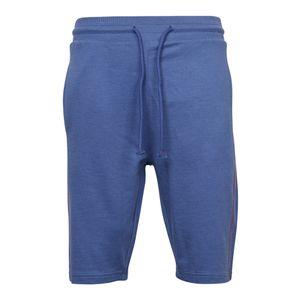 Sweat Shorts von North 56°4 in XXL Größen, blau melange, Größe:4XL