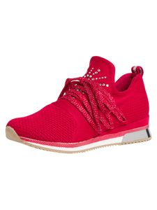 Marco Tozzi Damen Sneaker rot 2-2-23738-34 F-Weite Größe: 36 EU