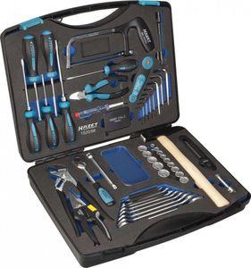 Hazet Werkzeug-Koffer  1520/56 - Höhe x Breite x Tiefe: 105 x 445 x 360 mm - Anzahl We