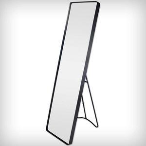 Spiegel Standspiegel 30,5 x 115 cm Blauanthrazit