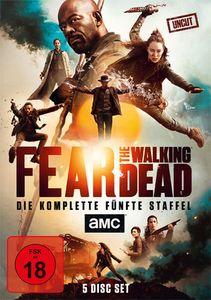 Fear the Walking Dead - SSN #5 (DVD) Min: 693DD5.1WS  5Disc