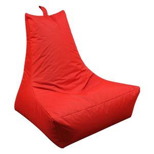 Lounge-Sessel,  Rot, outdoorfähig