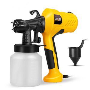 Neu Farbsprühsystem Wagner Universal Sprayer 400W Farbspritzpistole Farbsprüher -Yellow