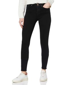 Only Power Life Mid Push Up Skinny Bb 3659 Black S