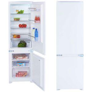 PKM Einbau-Kühlgefrierkombination Kühlschrank KG250.4 EB Schlepptür 249 Liter