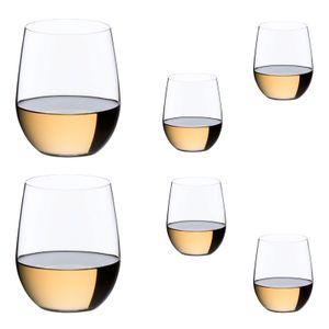 Riedel O Viognier-Chardonnay Value 265 Jahre 6er Set klar, Farbe:Klar