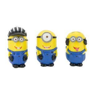 3pcs Despicable me Minions Figur Spielzeug Modell