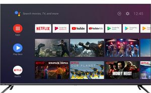 CHiQ Android Smart TV 4K Ultra HD LED TV 126cm (50 Zoll) U50G7U, Triple Tuner, HDR10