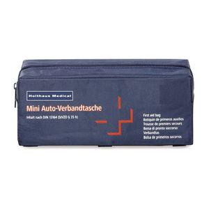 HOLTHAUS MINI Verbandtasche blau gefüllt nach DIN 13164 1 Stück