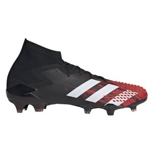 adidas Fußballschuhe Predator Mutator 20.1 FG CBLACK/FTWWHT/ACTRED 42