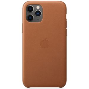 Apple MWYD2ZM/A - Cover - Apple - Apple iPhone 11 Pro - 14,7 cm (5.8 Zoll) - Braun