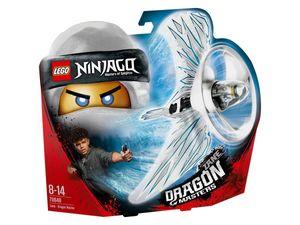 LEGO® NINJAGO Drachenmeister Zane 70648