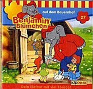 Benjamin Blümchen auf dem Bauernhof (27)
