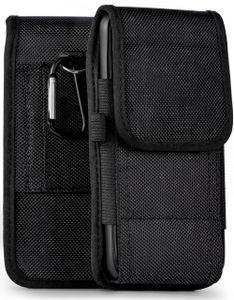 moex® Agility Case kompatibel mit Xiaomi Mi 11 - Handy Gürteltasche, Schwarz