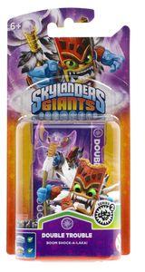 Skylanders Giants Double Trouble(W5.2)Single Char.