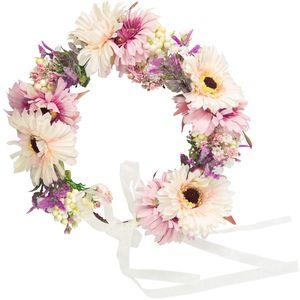 dressforfun Blumenkranz Blütenwunder - bunt