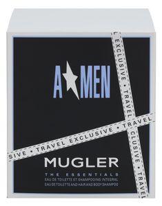 Mugler A*Men EDT Refillable 100ml + Shower Gel 50ml (Man)