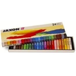 Pastell-Ölkreide Jaxon, 24er-Sortiment