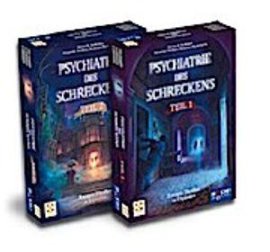 Psychiatrie des Schreckens - Teil 1 + Teil 2