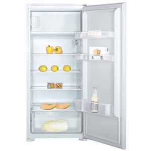 PKM Einbau Kühlschrank mit Gefrierfach KS 184.4 EB2 Schleppscharnier 181 Liter