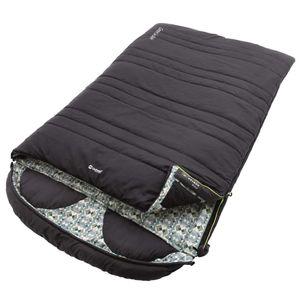 Outwell Doppelschlafsack Camper Lux Nachtblau
